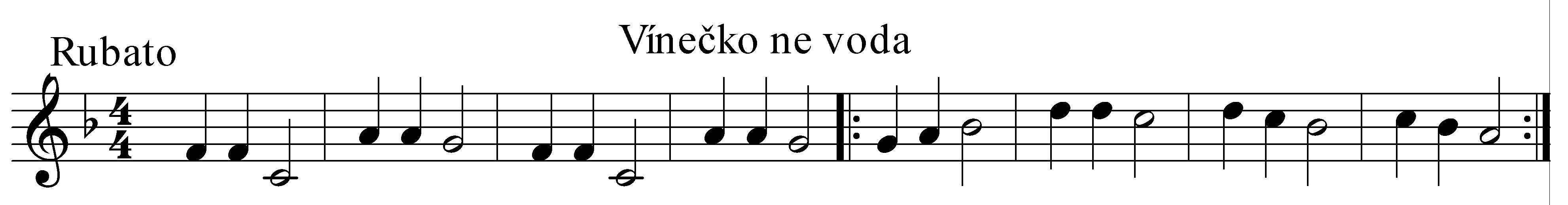 cimbálová muzika - vinecko ne voda